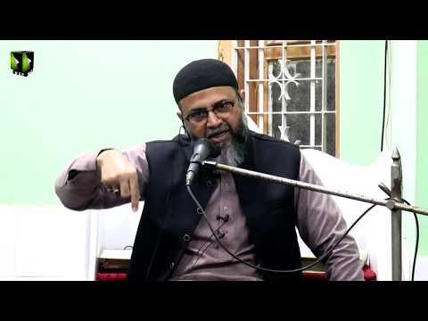 [Majlis] Takrem-e-Shohada | General Qasim Soleimani, Abu Mehdi Muhandis -Janab Naqi Hashmi Urdu