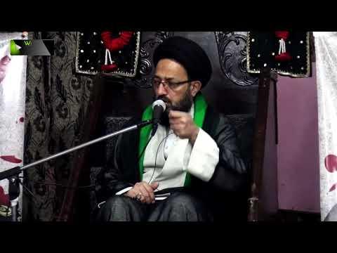 [Majlis] Topic: Baseerat Wa Sabar, Shohada Ke 2 Sifaat   H.I Sadiq Raza Taqvi - Urdu