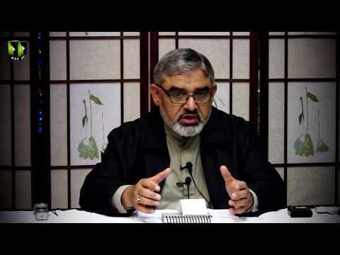 [Clip] Khamoshi May Ghour o Fikar Karnay Ke Ahmeyat | H.I Ali Murtaza Zaidi - Urdu