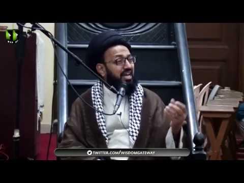 [Majlis] Topic: Imam Ali (as) Ke Nigah May Jawani Or Waqt Ke Qadar o Qeemat   H.I Sadiq Raza Taqvi - Urdu