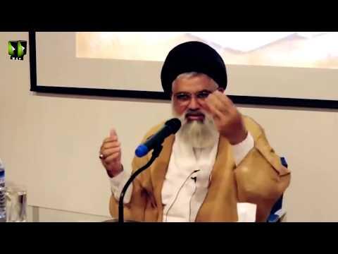 [Clip] Qurani Insaan | H.I Syed Jawad Naqvi - Urdu