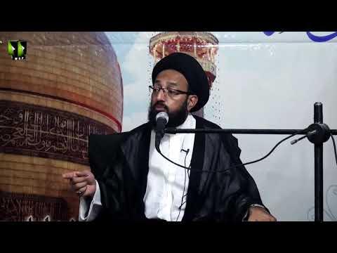 [Majlis] Topic: Mohabbat -e- Ahlebait (as) Ka Maani Or Faeday   H.I Sadiq Raza Taqvi - Urdu