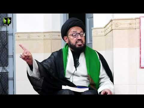 [Majlis] Topic: Sirat -e- Imam Ali Naqi (as) Or App ke Hikmat e Amlee   H.I Sadiq Raza Taqvi - Urdu