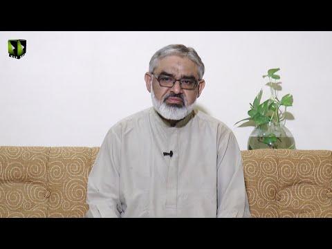 Ashara-e-Karamat | Wiladat Hazrat Masooma Qom (sa) Wa Imam Ali Reza (as) | H.I Ali Murtaza Zaidi - Urdu