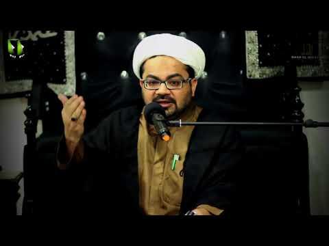 [Clip] Ikhlaas Ke Ahmeyat - اخلاص کی اہمیت | H.I Muhammad Raza Dawoodani -...