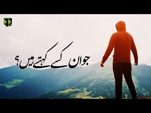[Clip] Jawan Kisay Kehtay Hain ? | H.I Syed Kazim Abbas Naqvi - Urdu