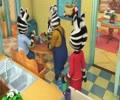 [Cartoon] Zou Little Zebra - Zou s robot - English