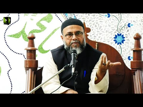[Fikri Nashist] Khitab: Moulana Ali Naqi Hashmi | 03 January 2021 | Urdu