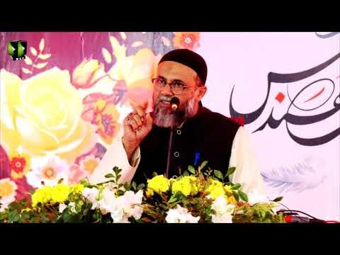 [Speech] Shohada Conference | Moulana Ali Naqi Hashmi | 03 January 2021 | Urdu