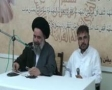 Agha Bahudini Ramadhan Fourth Lecture pt 1 - Modesty - Persian With Urdu