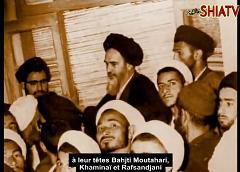 Biographie Imam Khomeini - Episode 4 - Arabic Sub French
