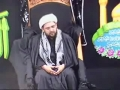 Moulana Mohammad Ali Baig on Trial of Momin From Chapter Spider - Day 1 - English