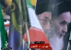 Iran - Millions March to Protest Ashura Insult - Part 7 - Farsi