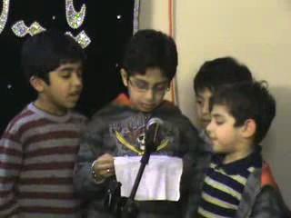 [Noha] Alwida Alwida Yaa Shaheed-e-BeKhata -Urdu