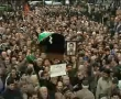 Funeral of Iranian scientist assassinated by Israel - Persian