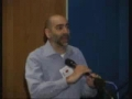 The Problems with a Two-State solution for Palestine - Ali Abunimah - Part 1 - English