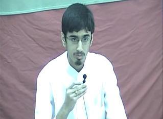 *Good* Muslim Congress Contest Speech - Mohammad Shayan Hemani on Knowledge - English