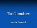 The Countdown - ISRAEL Downfall - English Presentation