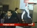 Hijabi student in Turkey was denied the gift and asked to leave the stage - Turkish sub English
