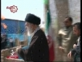 Rahber Ayat.Khamenei - Visits Operation Fath-ul-Mubeen Region - 31 March 2010 - Farsi