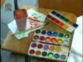 Kids Program -  Teaching Kids about Painting - Farsi