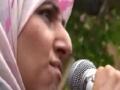 Freedom Flotilla Massacre protest | Salma Yaqoob (Respect) | London 31 May 2010 - English