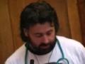 Gaza Flotilla Testimony of Osama Qashoo | Palestine Solidarity Campaign meeting | London | Jun 9, 2010 - English