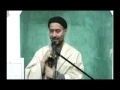 2 Islamic Meditation and importance of Rajab Khotabate Joma 21 Rajab 2010_clip0 - Urdu