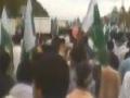 1 August 2010 - Wahdat Rally Islamabad - A short clip - Urdu