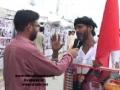 Photo Exhibition (Numaish) on Shaheed Quaid Allama Arif Hussaini (r.a) barsi - August 2010 - Urdu