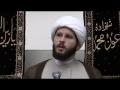 Sheikh Hamza Sodagar - Punishment According to Islam - Ramadhan 7, 2010 - English