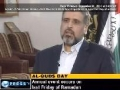 Leader of Palestinian Islamic Jihad Underlines Importance of Universal Quds Day - 01 Sep 2010 - English