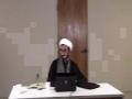 Sheikh Saleem Yousufali Ramadhan Day 20 (2010) Saba Center - English