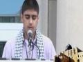 Al-Quds International Day in Dearborn, MI USA - Quran Recitation - 03 SEP 2010 - English
