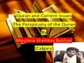 Importance of Quran and Current Issues by Molana Shehbaz Bukhari  Part 2- Urdu