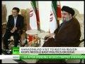 [RT Report] Ahmadinejad visit to Bint Jbeil - 14Oct2010 - English