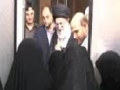30/07/1389 حضور رهبر انقلاب در منزل شهیدان یزدی - Farsi
