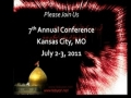 Muslim Congress 2011 Trailer - A MUST ATTEND CONFERENCE - English