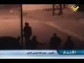 Jumblatts men armed show off in Beirut -   [Arabic sub English]