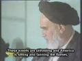 Imam Khomeini about Occupied Palestine - [Persian sub English]