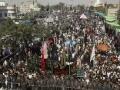 Speech at Arbaeen (Chehlum) Jaloos in Karachi, Pakistan - 25 JAN 2011 - Urdu