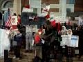 Protest against Tyrants - in dearborn city hall, MI USA - 25Feb2011 - All Languages