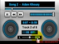 MP3 Boom Box Free Source Tutorial Package ActionScript 3.0 - English