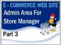 3 E Commerce Website Tutorial Create the PHP Admin Log In System - English