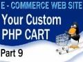 9 E Commerce Website Tutorial Shopping Cart PHP Multidimensional Array - English