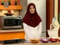 نان مافين واسفناج وپنير - Kitchen time خانه مهر - Making Muffin bread with Cheese - Farsi