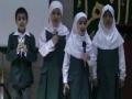 CASMO World Women Day 2011 - A Beautiful Presentation by Wali ul Asr school Toronto Grade 2 students - Arabic
