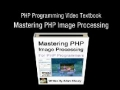 PHP Image Watermark Function Tutorial How To Apply Watermark On the Fly - English