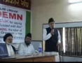 Press Conference in India - Condemning Mr. Zakir Naik Statement for Yazid - URDU