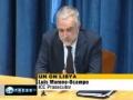 ICC considers arrest warrants for Libya officials - Thu Jun 9, 2011 - English